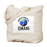 World's Greatest OMANI Tote Bag