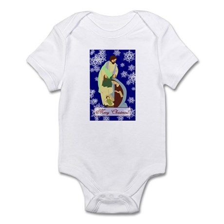 The Nativity Infant Bodysuit