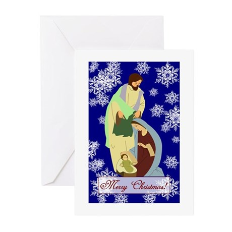 The Nativity Greeting Cards (Pk of 20)