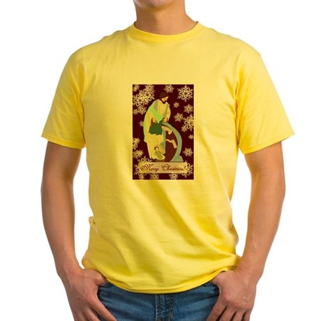 The Nativity Yellow T-Shirt