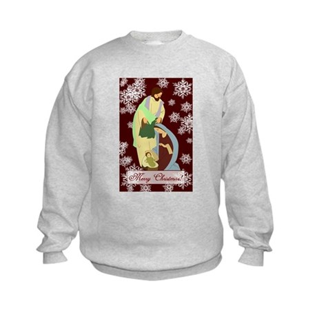 The Nativity Kids Sweatshirt