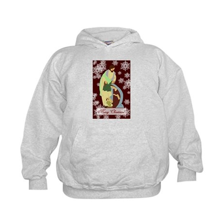 The Nativity Kids Hoodie