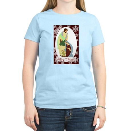 The Nativity Women's Light T-Shirt