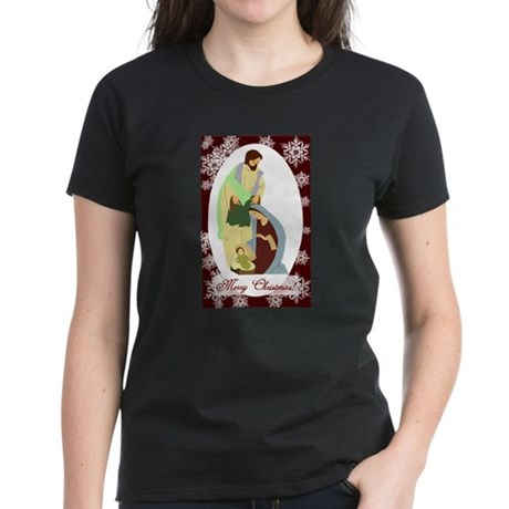 The Nativity Women's Dark T-Shirt