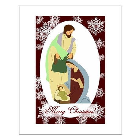 The Nativity Small Poster