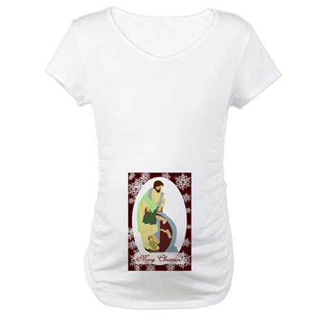 The Nativity Maternity T-Shirt