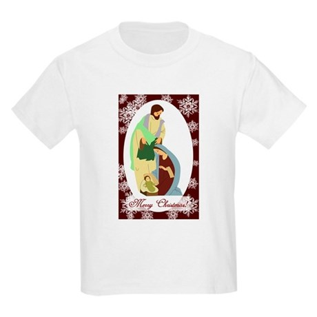 The Nativity Kids Light T-Shirt