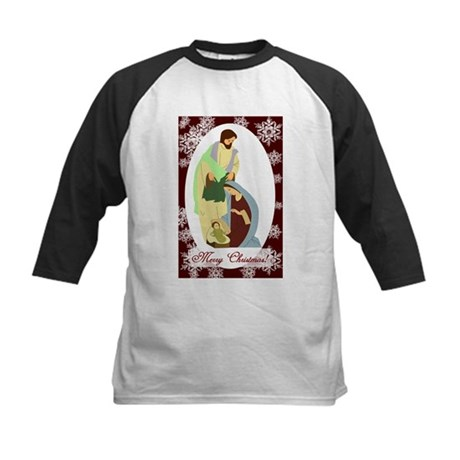 The Nativity Kids Baseball Jersey