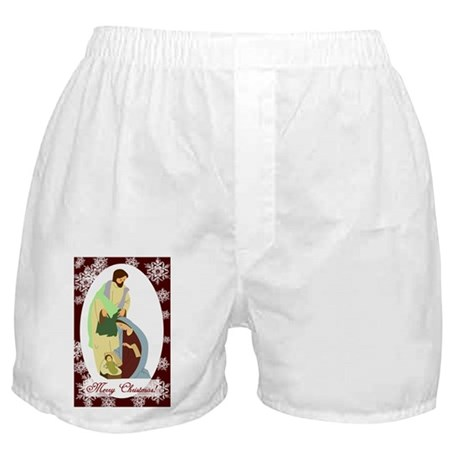 The Nativity Boxer Shorts