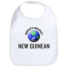 World's Greatest NEW GUINEAN Bib