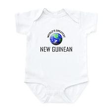 World's Greatest NEW GUINEAN Infant Bodysuit