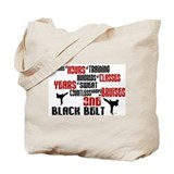 ONE Black Belt 2 Tote Bag