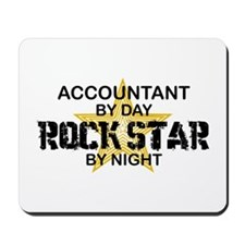 Accountant RockStar Mousepad