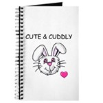 BUNNY FACE Journal
