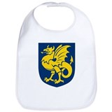 Bornholm Coat of Arms Bib