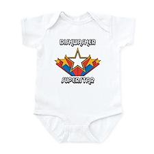 I Love My DISHWASHER Infant Bodysuit