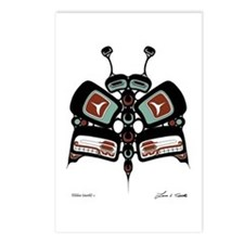 Tléiloo (Moth) Postcards (Package of 8)