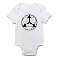 Trinity Crop Design Infant Bodysuit