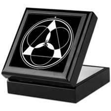 Trinity Crop Design Keepsake Box