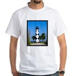 Lighthouse White T-Shirt