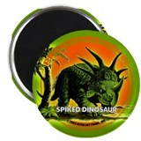 retro art!'s SPIKED DINO Magnet