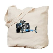 Vintage Top Fuel 1 Tote Bag