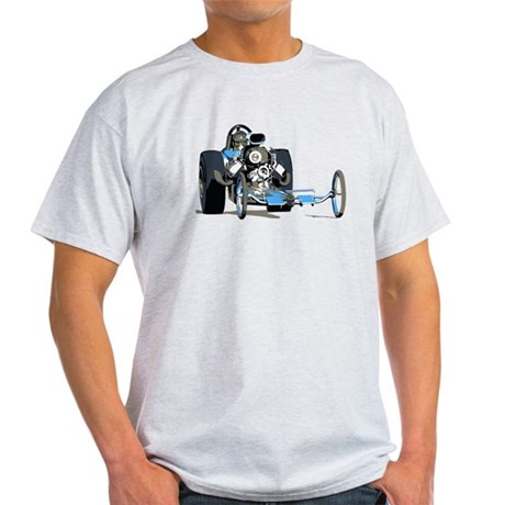 Vintage Top Fuel 1 Light T-Shirt