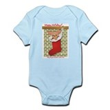 Chihuahua Christmas Stocking Onesie
