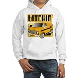 70s Retro Chevy Van Jumper Hoody