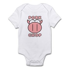 Pork Chop Infant Bodysuit