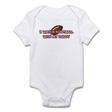 Atlanta Football Daddy Infant Bodysuit