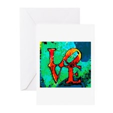 LOVE Greeting Cards (Pk of 10)