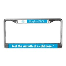 Maryland SPCA License Plate Frame