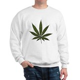 Pot Leaf Sweater