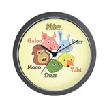 Cool Galoo Wall Clock