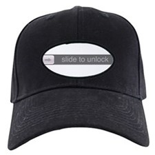 Slide to Unlock Baseball Hat