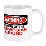 NORWEGIAN BUHUND Small Mug