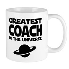 Greatest Coach Mug