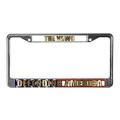 VRWC License Plate Frame