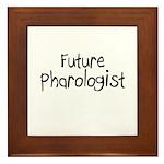Future Pharologist Framed Tile