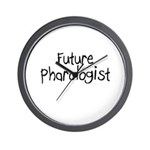 Future Pharologist Wall Clock