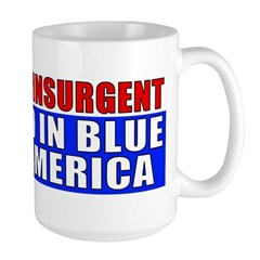 Red State Insurgent Large Mug