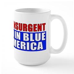 Red State Insurgent Large Mug