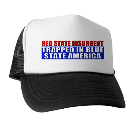 Red State Insurgent Trucker Hat