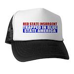 Red State Insurgent Trucker Hat