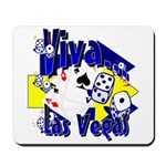 Viva Las Vegas Mousepad
