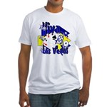 Viva Las Vegas Fitted T-Shirt