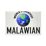 World's Greatest MALAWIAN Rectangle Magnet