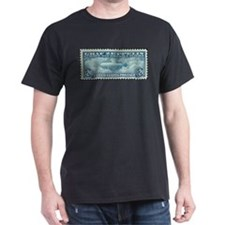 Stamp-Collecting-Zeppelin_C15edit.pn... T-Shirt