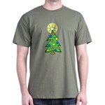 Christmas Tree Dark T-Shirt